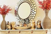 Mantel Decor / by Danyelle Adcock