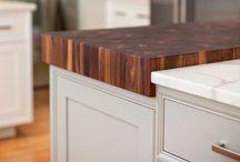 Beautiful Kitchen Details / by Lisa McGann