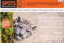 SPOTS Online Hangouts / Stichting SPOTS is uiteraard ook te vinden op andere Social Media kanalen! Klik op de afbeeldingen om onze pagina's te bekijken en natuurlijk ook te volgen!