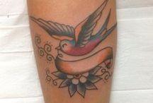 New tattoo old school