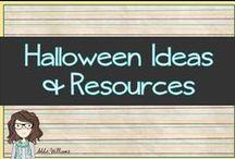 Halloween Teaching Resources / Halloween Teaching Resources