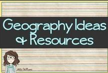 Geography Teaching Ideas & Resources / Human / Physical Geography Resources and Ideas