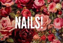 """""""Nail done, hair done, everything big"""" / Soooo...I'm kinda, sorta obsessed with nail art, and nail polish. :) Not my designs, just an nail art enthusiast.  / by Stacey Sunny"""