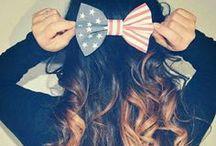 Hair! / by Kenzie Key