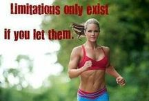 Get Fit / Motivation and Inspiration / by Holly Thurgood