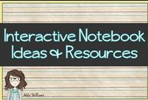 Interactive Notebooks / Helpful hints, resources and ideas for INBs.