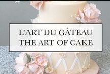 Cake Decorating & Baking / The Professional Cake Decorating and Baking Program at The French Pastry School.