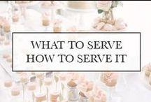Catering & Event Ideas / Inspiration for birthdays, weddings, holidays etc.