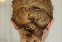 Hair  / Tutorial, inspiration &co