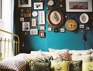 Living Room Design / Home decor, living room inspiration, decorate, decorating, chic living rooms, home interior, interior design, modern, bohemian, eclectic
