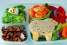 Lunch Ideas / by Dani