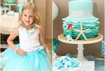 Kids | Mermaid Birthday Party / All you need for a mermaid themed birthday party