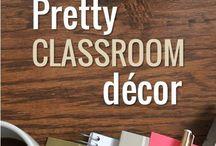 Pretty English Classrooms / Classroom Decor, etc.