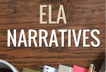 ELA Creative Writing (Fiction) / Creative writing, fiction writing, and narratives for grades 7-12