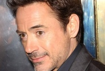 Robert Downey Jr. / Yes, he needs his own board. He's amazing :) / by Stacey Sunny