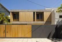 Dobudowa domu do ściany sąsiada
