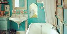 Bathroom Design / Bathroom design, interior decor, decorate, interior design, bathroom DIY, modern, eclectic