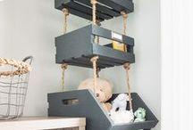 Storage / Storage ideas, storage design, home interior, home decor