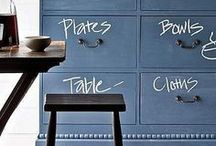 Dining Room Design / Dining room decor, home design, interior design, farmhouse style, rustic, eclectic, dining room decorating