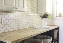 Laundry Room Design / Laundry Room Design, Home decor, laundry room decor, interior styling