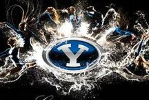 Cougar Nation / True Blue B.Y.U and All things Cougars! / by Holly Thurgood