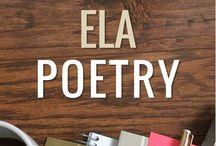 ELA Poetry