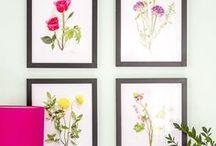 Printables / Printables, wall decor, home accents, wall decorations, interior design