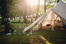 Travel | Glamping / Camping with a touch of luxury