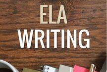 ELA Writing / Writing instruction for grades 7-12