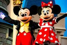 Disney Magic / All Things Disney! / by Holly Thurgood