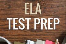 ELA Test Prep: Grades 7-12