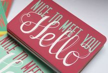 Business | Business cards / Awesome business ideas and designs