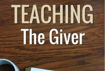 Teaching The Giver / Ideas & materials to teach The Giver. To be added, FOLLOW the board and email me at: tptsara@gmail.com. Please only 3 pins per day; must pin 1 free item, picture, or idea for every paid item. This board is not currently accepting new pinners, BUT you can email me to be included the next time this board opens: tptsara (at) gmail (dot) com.