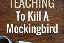 Teaching to Kill a Mockingbird
