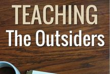 Teaching The Outsiders / Stay gold, Ponyboy.