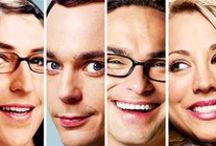 The Big Bang Theory / Geeks have never been funnier! / by Holly Thurgood