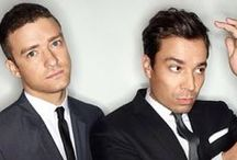 Falling for Fallon / Funny Man Jimmy Fallon - from SNL to Late Night to The Tonight Show! / by Holly Thurgood
