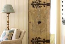 Doors / Front door design, barn doors, exterior doors, interior doors, interior design, home decor