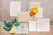 Invitations & Save the Dates / by The Celebration Society