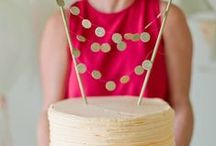 Cake Toppers / by The Celebration Society