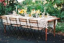 Outdoor Weddings / by The Celebration Society