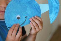 Crafts with kids / by Elena Maltseva