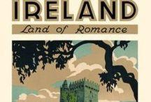 Ireland. / by Kenzie Key