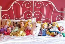 Girls' princess room / by Rachel Crossley