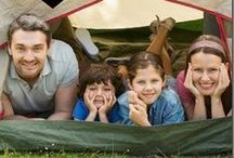 Travel | Camping with kids