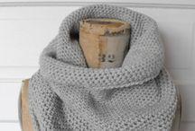 Crochet Scarfes & Ponchos