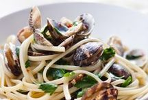 Perfect Pasta / Pasta is a staple when it comes to dinner and lunch recipes. We partnered with PureWow to bring you delicious recipes you don't have to travel to Italy to enjoy. If you're looking for a dinner ready in under 30 minutes, a meal big enough to feed your entire family or anything in between we've got you covered.  / by Mario Batali