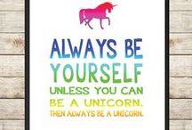 Unicorns & Rainbows / The Iz