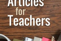 Education Articles for Secondary Teachers / Just some links of articles that I have read, or wish to read later. :)