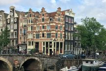 Visit Amsterdam: Local tips for a perfect trip / My favorite tips from living in Amsterdam for traveling and backpacking through Amsterdam! Advice for visiting Amsterdam, what to see in Amsterdam, what to eat in Amsterdam, and things to do in Amsterdam.